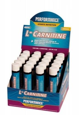 L-Сarnitine liquid 20*25 ml