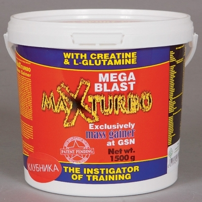 Max Turbo Gainer