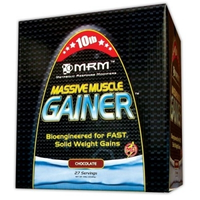 Massive Muscle Gainer