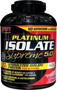 Platinum Isolate Supreme