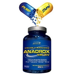 Anadrox PumpBurn